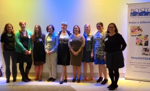 Some of our 2014 PVSA Winners at the Annual Awards.
